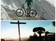 wen life is complicated, get on a bike ride down a mountain and your problems will go away (Martin)