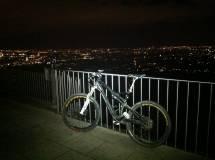 Kahlenberg bei Nacht mit dem iPhone (Mo)