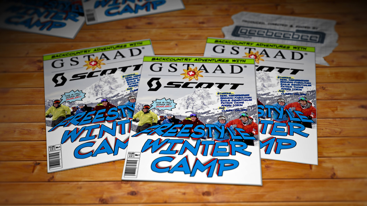 Gstaad-Scott Freestyle Winter Camp