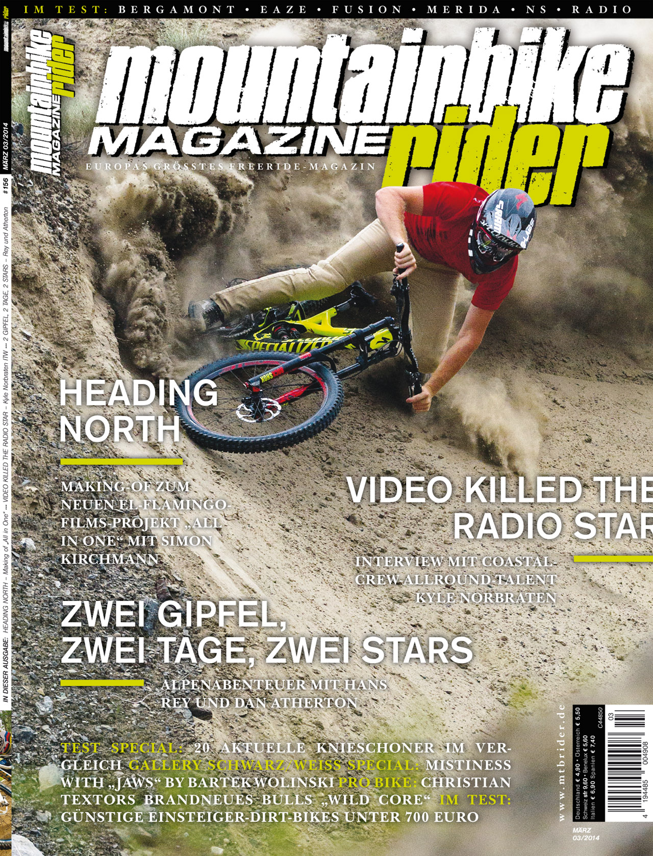 Mountainbike Rider 03-2014