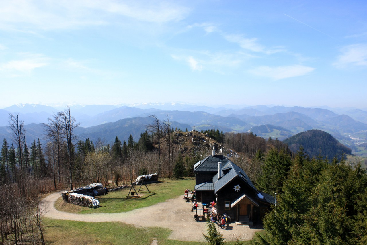 Prochenberghütte