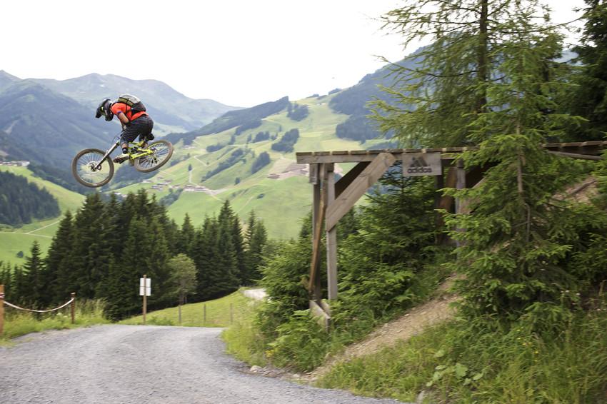 Freeride Saalbach Hinterglemm Foto 3