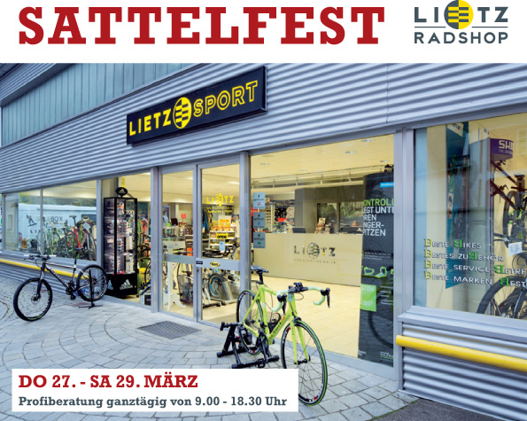 Teaser Sattelfest