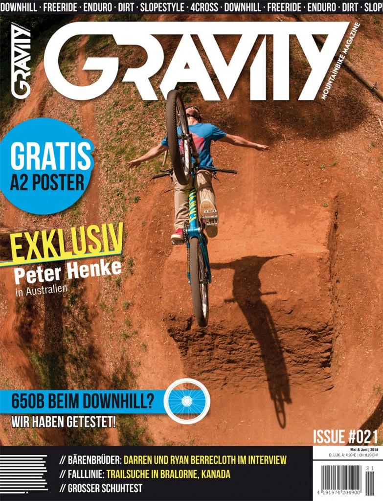 Gravity Magazine #21