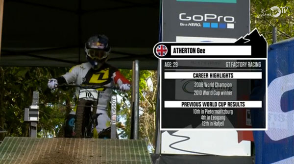 Cairns DH World Cup 2014