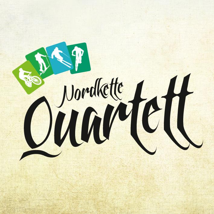 Nordkette Quartett Logo