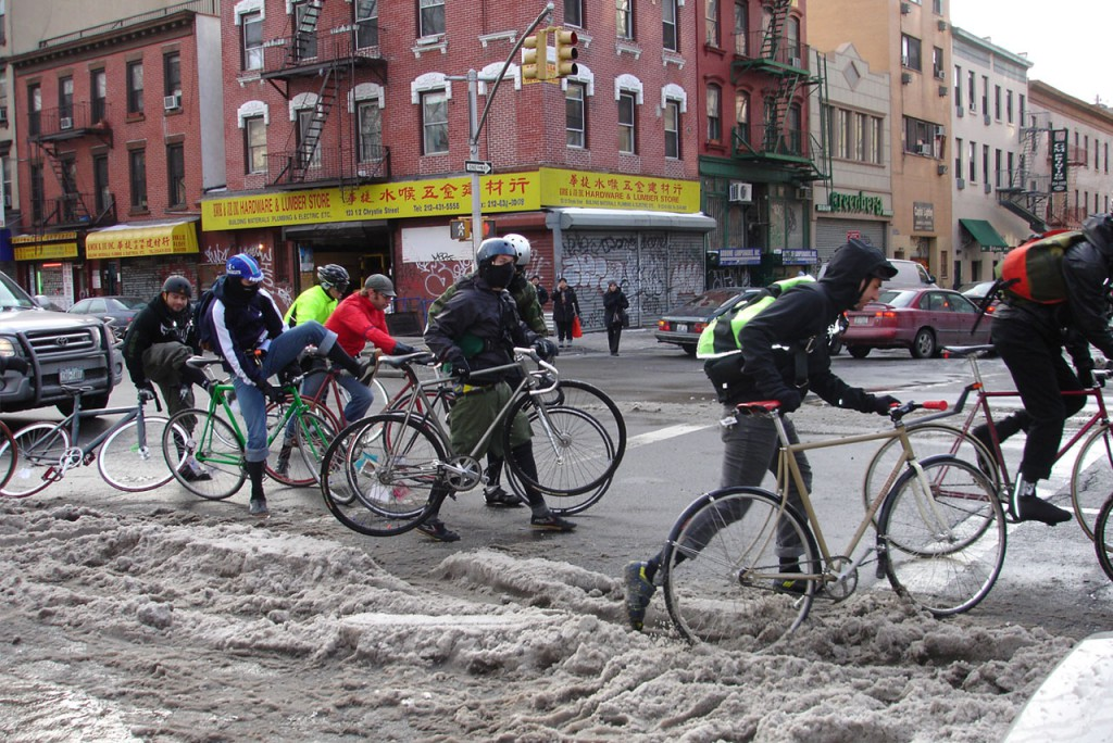 alleycats Race
