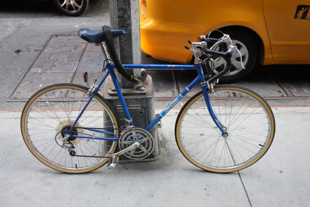 bike Messenger NewYork