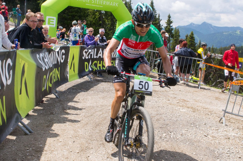 Der Gesamtsieger Leonardo Paez(c) Alpentour Trophy - Regina Stanger