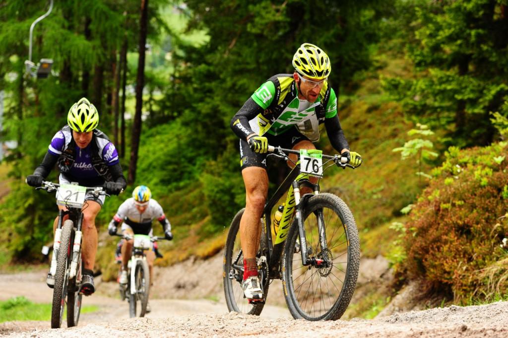 Alpen Tour Trophy 2013: Lakata vor Heynek  (c) Alpentour Trophy